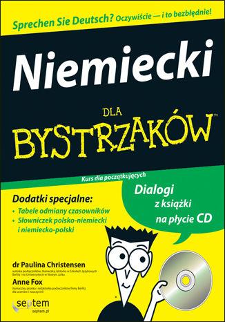 Okładka książki/ebooka Niemiecki dla bystrzaków
