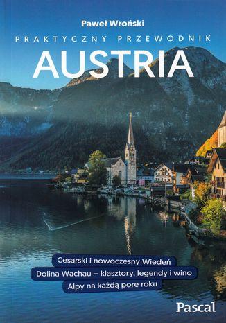 Okładka książki/ebooka Austria Przewodnik praktyczny