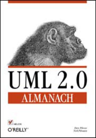 Okładka książki/ebooka UML 2.0. Almanach