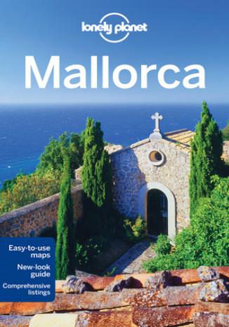 Okładka książki/ebooka Majorka. Przewodnik Lonely Planet
