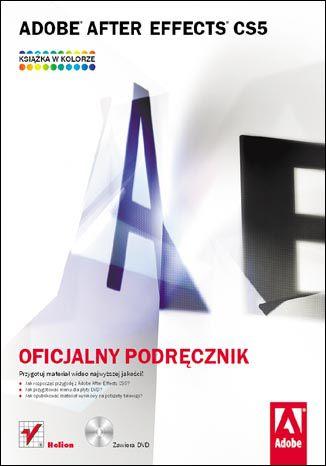 Okładka książki/ebooka Adobe After Effects CS5. Oficjalny podręcznik