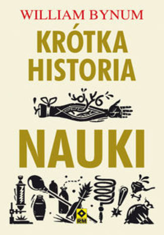 Okładka książki/ebooka Krótka historia nauki