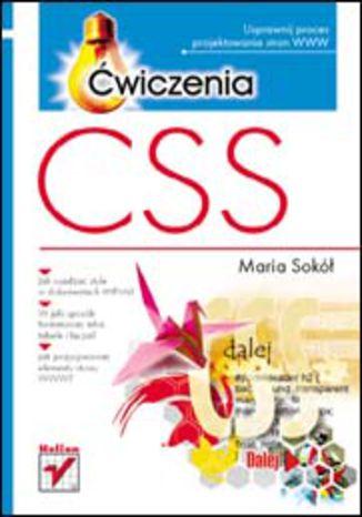Okładka książki/ebooka CSS. Ćwiczenia
