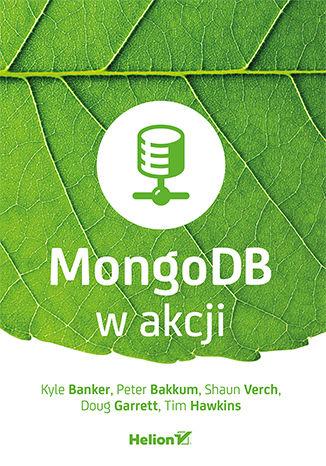 Okładka książki/ebooka MongoDB w akcji