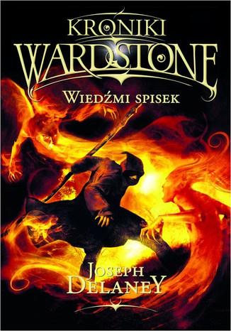 Okładka książki/ebooka Kroniki Wardstone 4. Wiedźmi spisek