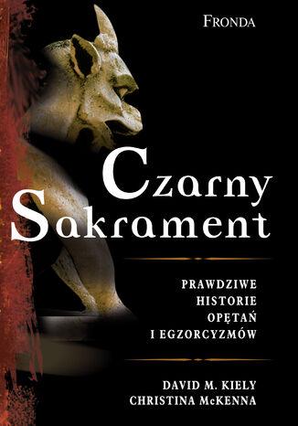 Okładka książki/ebooka Czarny sakrament