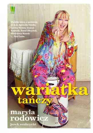 Okładka książki/ebooka Wariatka tańczy