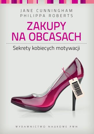 Okładka książki/ebooka Zakupy na obcasach