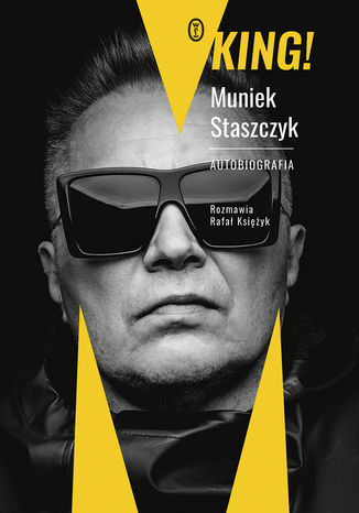 Okładka książki/ebooka King!. Autobiografia