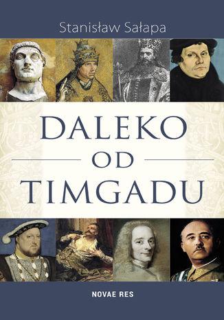 Okładka książki/ebooka Daleko od Timgadu