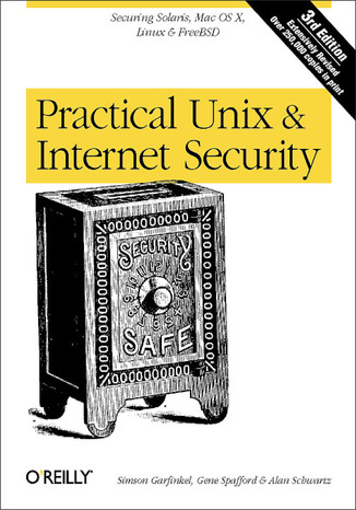 Okładka książki/ebooka Practical UNIX and Internet Security. 3rd Edition