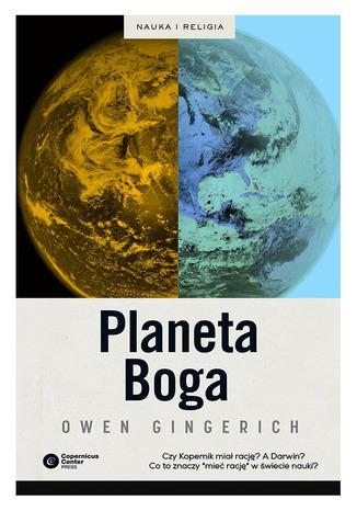 Okładka książki/ebooka Planeta Boga