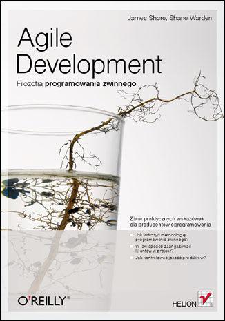 Okładka książki Agile Development. Filozofia programowania zwinnego