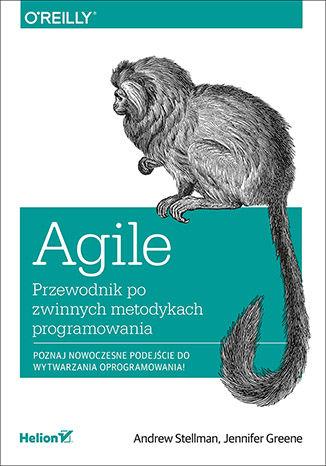Okładka książki/ebooka Agile. Przewodnik po zwinnych metodykach programowania
