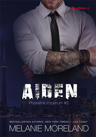 Okładka książki/ebooka Aiden. Prywatne imperium #2