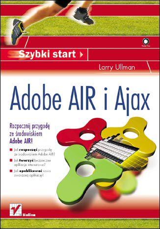 Okładka książki/ebooka Adobe Air i Ajax. Szybki start