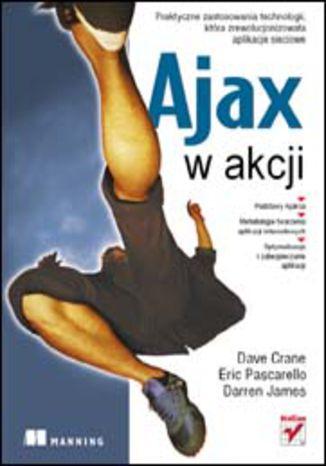 Okładka książki/ebooka Ajax w akcji