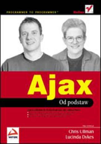 Okładka książki/ebooka Ajax. Od podstaw