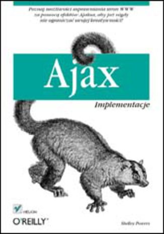 Ebook Ajax. Implementacje