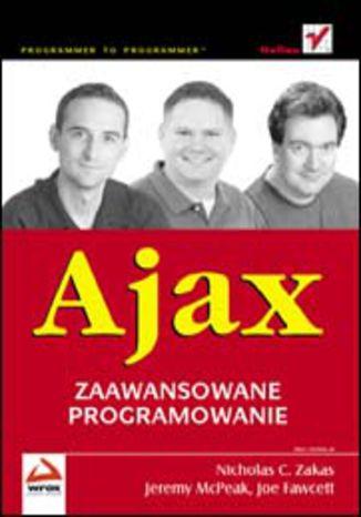 Okładka książki/ebooka Ajax. Zaawansowane programowanie