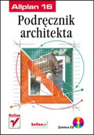 Okładka książki/ebooka Allplan 16. Podręcznik architekta