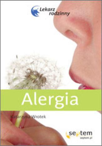 Okładka książki Alergia. Lekarz rodzinny