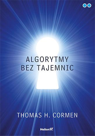 Okładka książki Algorytmy bez tajemnic