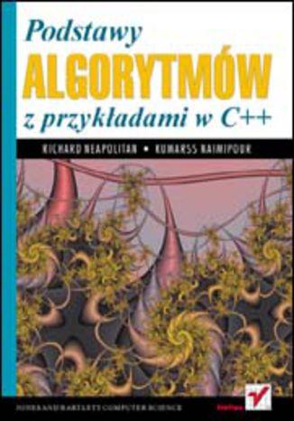 Okładka książki/ebooka Podstawy algorytmów z przykładami w C++