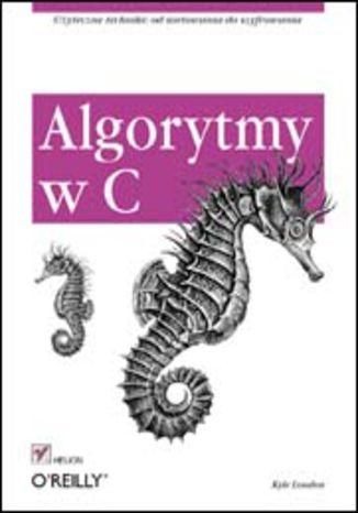 Okładka książki/ebooka Algorytmy w C