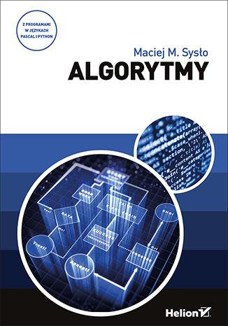 Okładka książki/ebooka Algorytmy