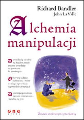 Okładka książki Alchemia manipulacji