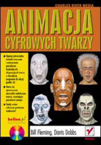 Okładka książki/ebooka Animacja cyfrowych twarzy