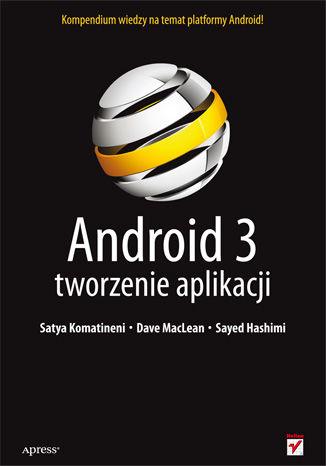 Okładka książki Android 3. Tworzenie aplikacji