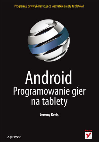 Okładka książki/ebooka Android. Programowanie gier na tablety