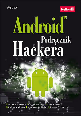 Okładka książki/ebooka Android. Podręcznik hackera