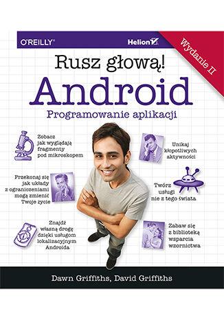 Okładka książki/ebooka Android. Programowanie aplikacji. Rusz głową! Wydanie II