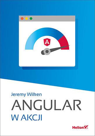 Okładka książki/ebooka Angular w akcji