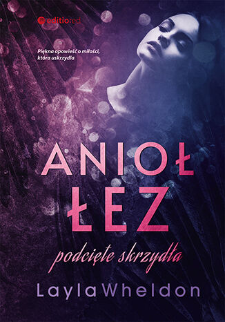 Okładka książki Anioł łez