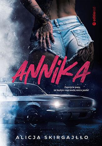 Okładka książki/ebooka Annika