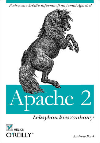 Okładka książki/ebooka Apache 2. Leksykon kieszonkowy