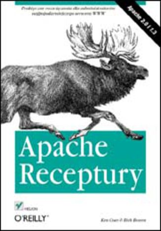 Okładka książki/ebooka Apache. Receptury