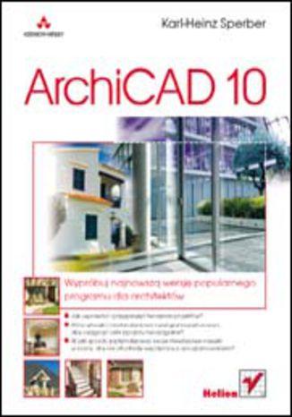Okładka książki/ebooka ArchiCAD 10
