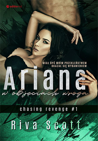 Okładka książki/ebooka Ariana w objęciach wroga