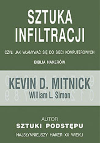 Okładka książki/ebooka Sztuka infiltracji
