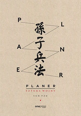 Okładka książki Sztuka wojny. Planer