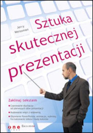 Okładka książki/ebooka Sztuka skutecznej prezentacji