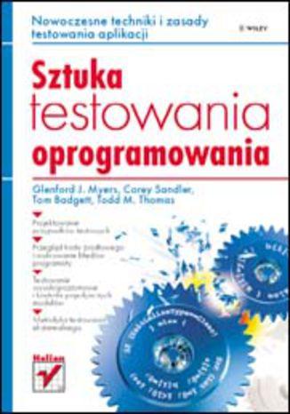 Okładka książki/ebooka Sztuka testowania oprogramowania