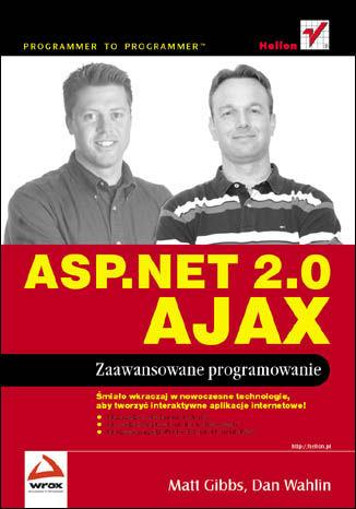 Okładka książki ASP.NET 2.0 AJAX. Zaawansowane programowanie