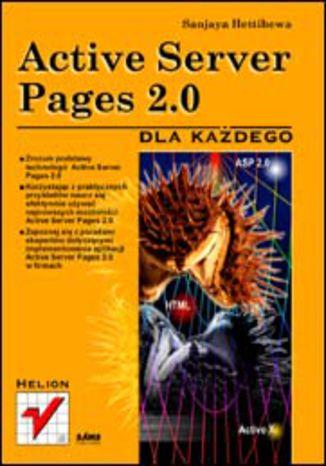 Okładka książki Active Server Pages 2.0 dla każdego