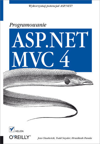 Okładka książki/ebooka ASP.NET MVC 4. Programowanie